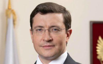 Приветственное слово губернатора Нижегородской области Глеба Никитина участникам фестиваля
